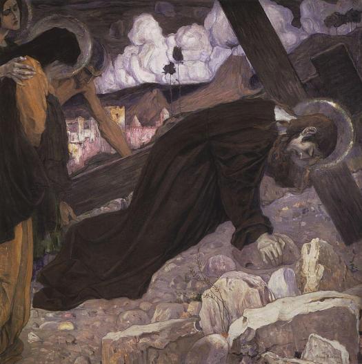 Mikhail_Nesterov_003 Crucifixion 2