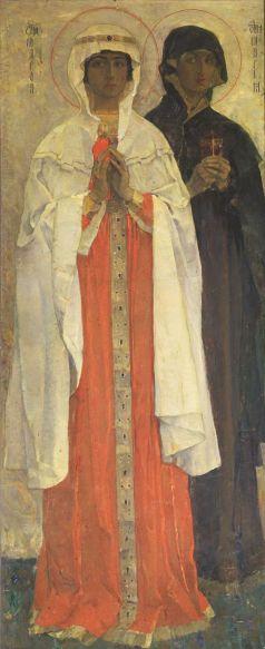 nesterov martha mary 1909