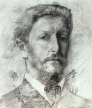 Vrubel self portrait mikhail-vrubel.jpg!Portrait